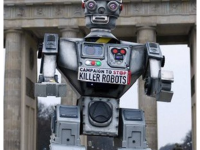 Beware the Killer Robots