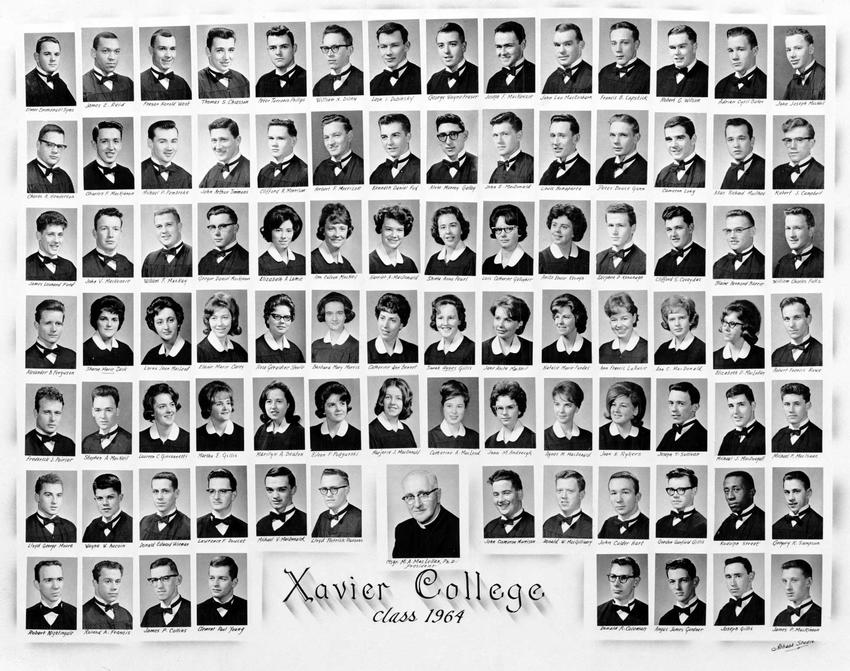 Xavier College Class of 1964