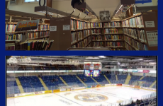 Library versus Sports Complex?