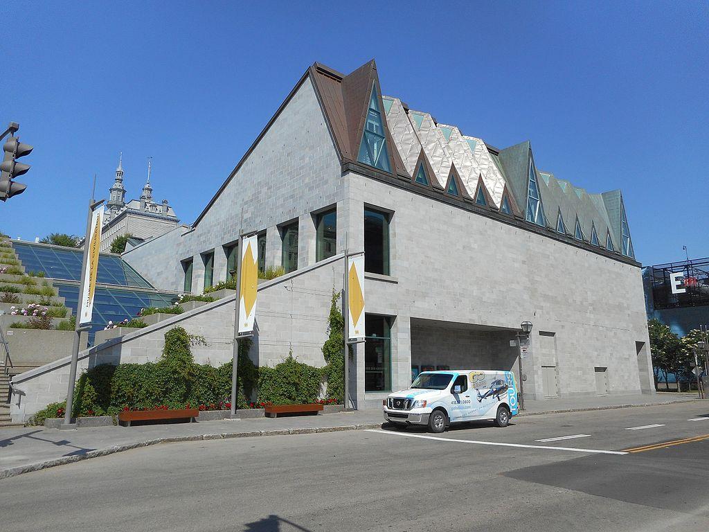 Quebec's Musée de la civilisation
