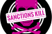 Sanctions Kill Code Pink logo