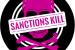 Sanctions Kill Code Pink logo