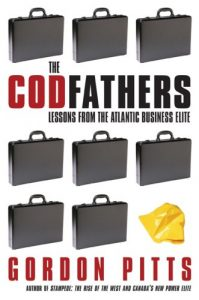 """Cover of """"The Codfathers"""" by Gordon Pitts"""