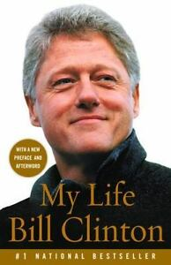 """Cover of """"My Life"""" by Bill Clinton"""
