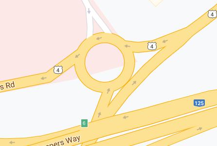 Sydney River Roundabout