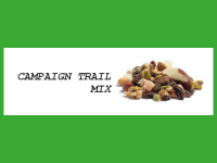 Campaign Trail Mix: Saddle Up