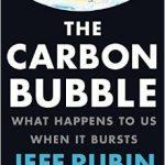 Cover: The Carbon Bubble