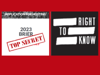 Right to Know: Brier Edition