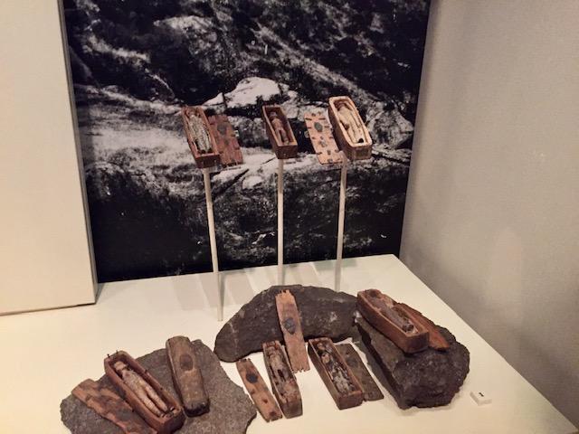 Coffins found on Arthur's Seat