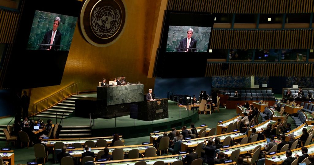 US Secretary of State Addresses 2015 NPT Review Conference, 27 April 2015